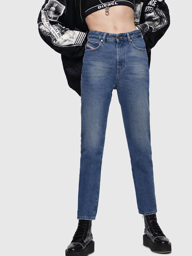 D-Eiselle 0076X, Bleu moyen - Jeans