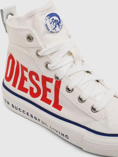 Diesel - SN MID 07 MC YO, Blanc - Footwear - Image 4