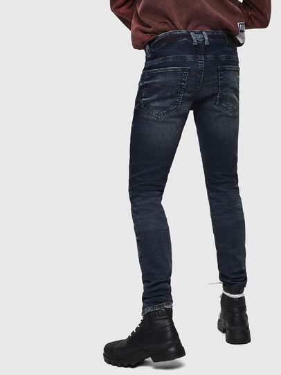 Diesel - Thommer JoggJeans 069GD, Bleu Foncé - Jeans - Image 2