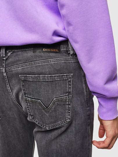 Diesel - Larkee 0095I, Noir/Gris foncé - Jeans - Image 4