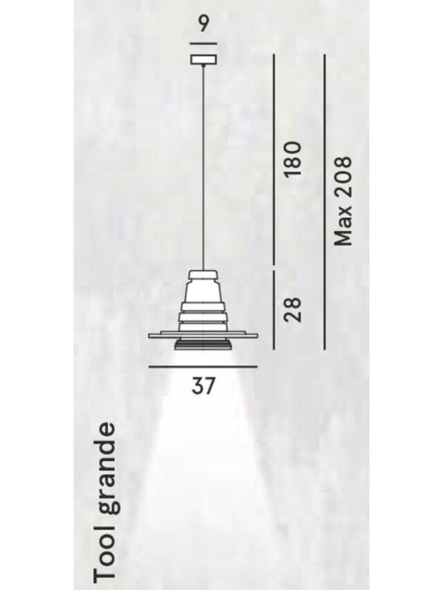 Diesel - TOOL GRANDE SOSP, Noir - Suspensions - Image 2