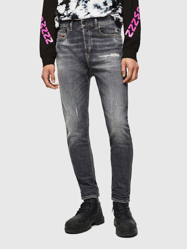 D-Vider 0097Z, Gris Clair - Jeans
