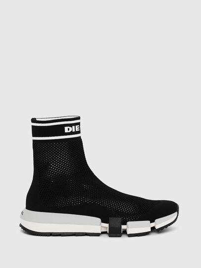 Diesel - H-PADOLA NET W, Noir - Sneaker - Image 1