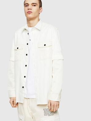 S-KOSOV, Blanc - Chemises