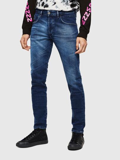 Diesel - D-Bazer 0095N, Bleu moyen - Jeans - Image 1