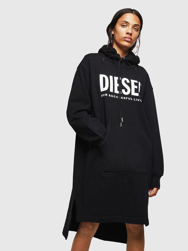 D-ILSE-T, Noir - Robes