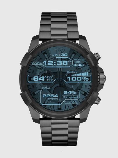 Diesel - DT2004, Gris Métal - Smartwatches - Image 2