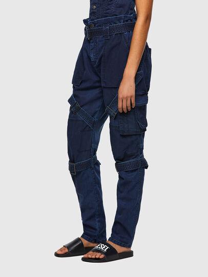 Diesel - D-Fedry JoggJeans® 0CBBZ, Bleu Foncé - Jeans - Image 7