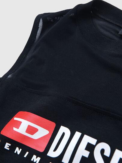 Diesel - TGIORGIT, Noir - T-shirts et Hauts - Image 3