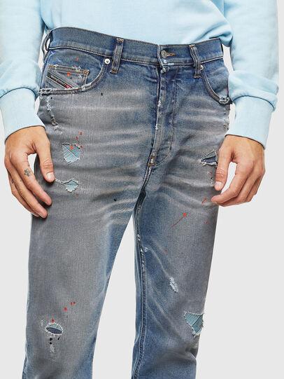 Diesel - D-Eetar 009BN, Bleu moyen - Jeans - Image 3