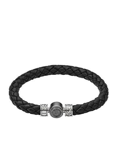 Diesel - DX1105, Noir - Bracelets - Image 1