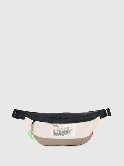 Diesel - LYAM, Blanc/Orange - Sacs ceinture - Image 1