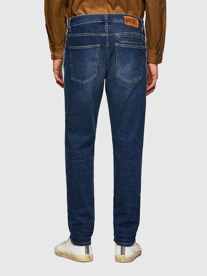 Diesel - D-Fining-Chino 009MI, Bleu Foncé - Jeans - Image 2