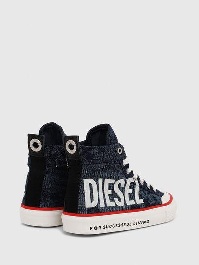 Diesel - SN MID 07 MC CH, Bleu - Footwear - Image 3