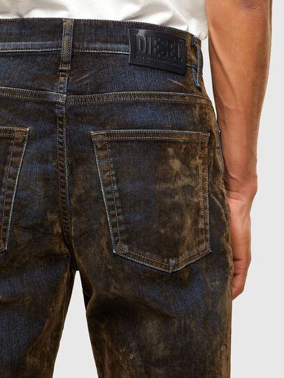 Diesel - D-Fining 069TM, Bleu Foncé - Jeans - Image 4