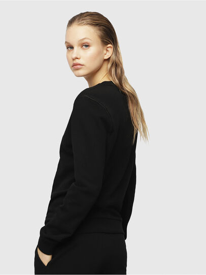 Diesel - UFLT-WILLA, Noir - Pull Cotton - Image 2