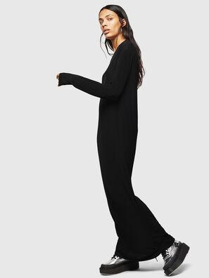 D-RIBONET, Noir - Robes