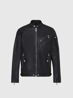 L-CASE-KA, Noir - Vestes de cuir
