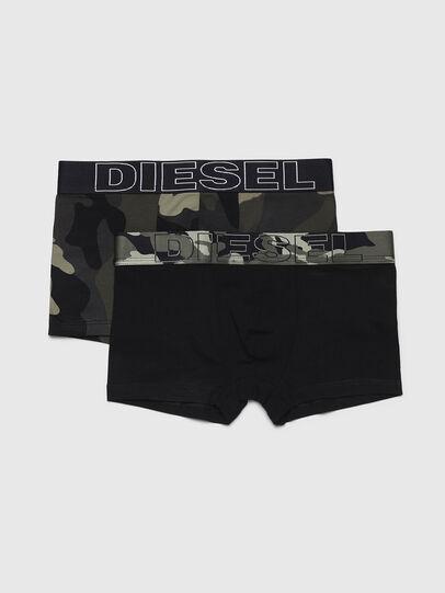 Diesel - UMBX-UDAMIENBIPACK, Noir/Vert - Underwear - Image 1