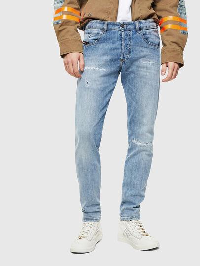 Diesel - D-Bazer 0095V, Bleu Clair - Jeans - Image 1