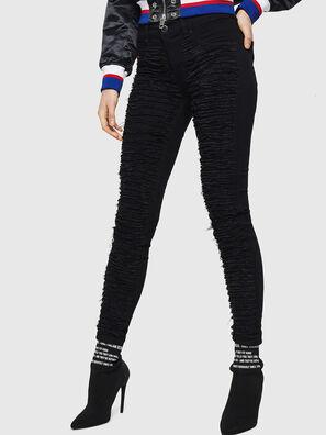 Dhary 0686M, Noir/Gris foncé - Jeans