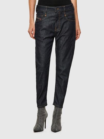Diesel - Fayza 009HF, Bleu Foncé - Jeans - Image 1