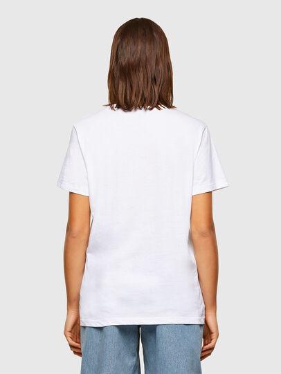 Diesel - T-DARIA-R3, Blanc - T-Shirts - Image 2