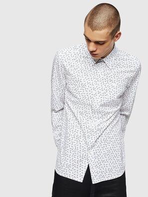 S-VEN-NAIL, Blanc - Chemises