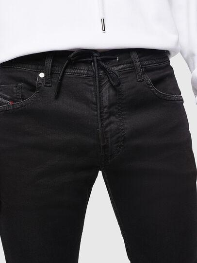 Diesel - Thommer JoggJeans 0687Z, Noir/Gris foncé - Jeans - Image 3