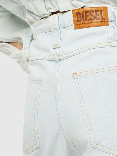 Diesel - DE-PLATA-R, Bleu Clair - Pantalons - Image 3