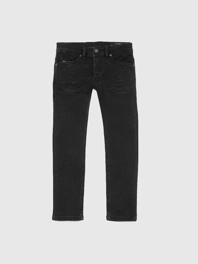 Diesel - THOMMER-J JOGGJEANS, Noir - Jeans - Image 1