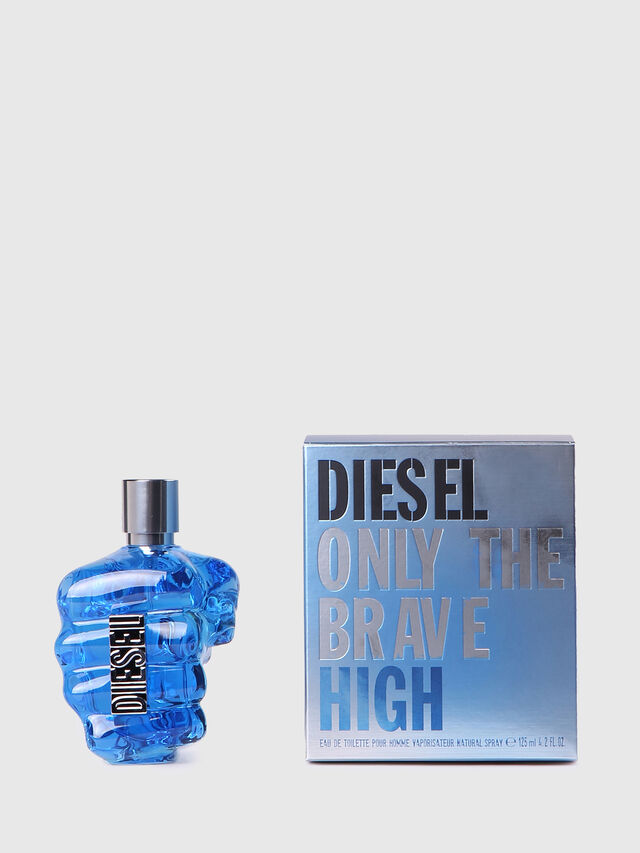 ONLY THE BRAVE HIGH  125ML, Bleu