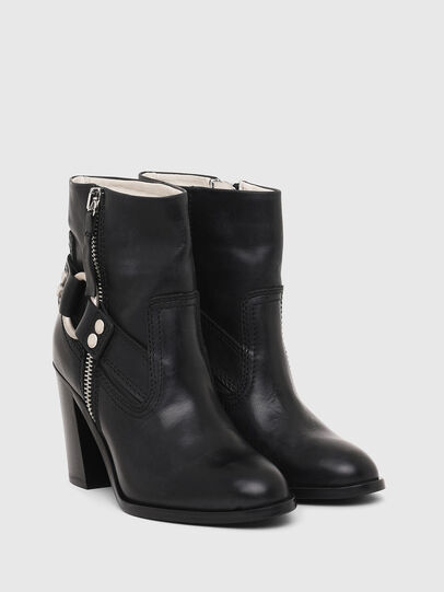 Diesel - D-FLAMINGO ABZ, Noir - Bottines - Image 2