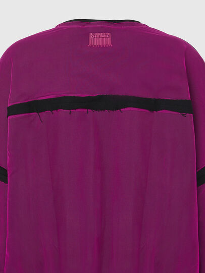 Diesel - F-TRULY, Fuchsia - Pull Cotton - Image 5