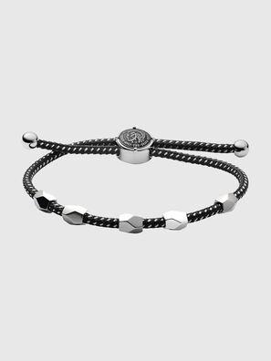 DX1139, Noir/Gris argenté - Bracelets
