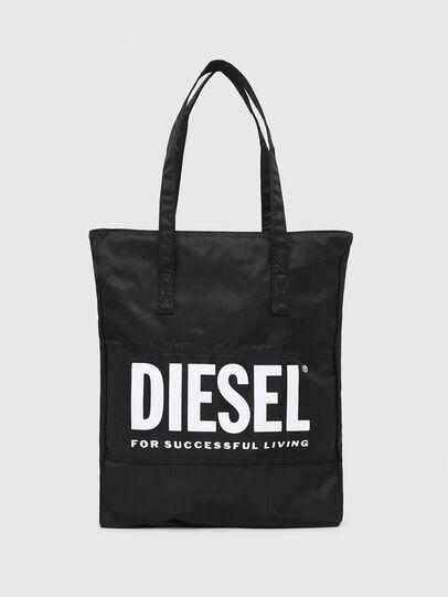 Diesel - BBAG-TOTE, Noir - Accesorios de playa - Image 2