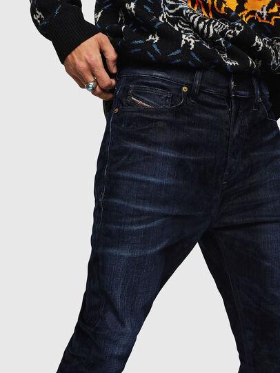 Diesel - D-Vider 0091U, Bleu Foncé - Jeans - Image 4