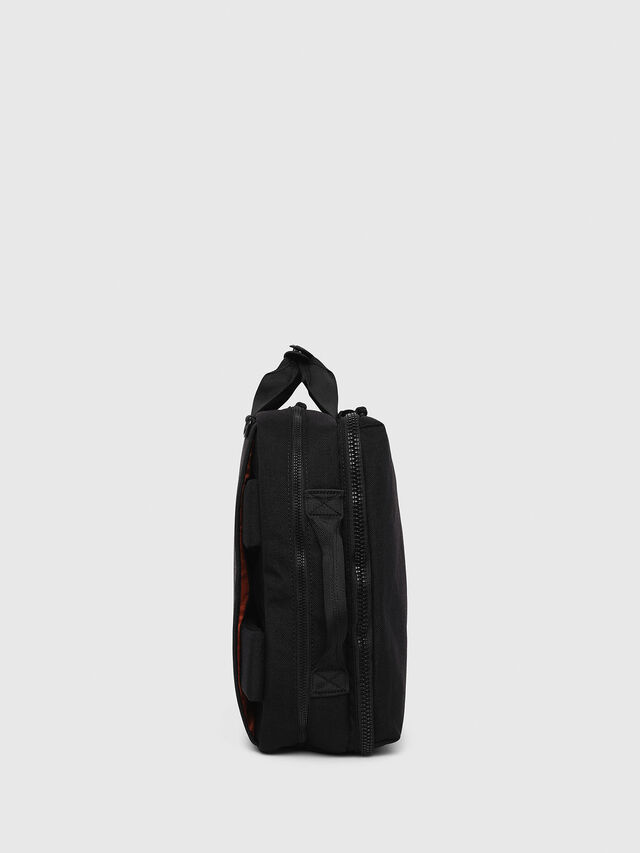 Diesel - F-URBHANITY BRIEFCAS, Noir - Attachés case - Image 3