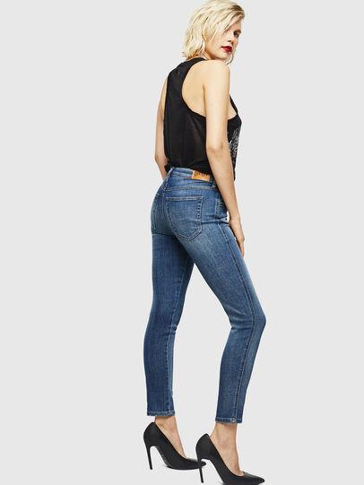Diesel - Babhila 0098Z, Bleu moyen - Jeans - Image 6