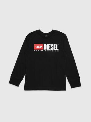 TJUSTDIVISION ML, Noir - T-shirts et Hauts