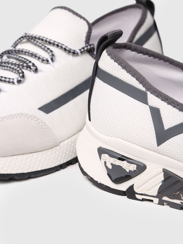 Diesel - S-KBY, Blanc/Gris - Baskets - Image 4