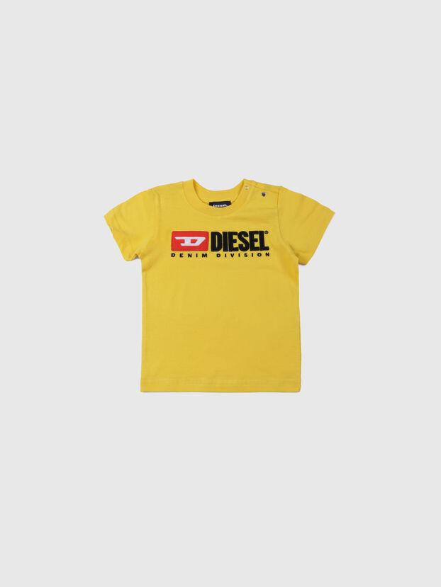 TJUSTDIVISIONB, Jaune - T-shirts et Hauts