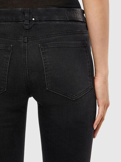 Diesel - Slandy-B 069QN, Noir/Gris foncé - Jeans - Image 4