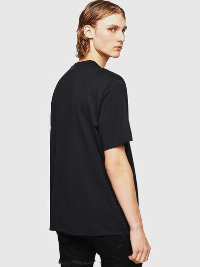 Diesel - TEORIALE-X2, Noir - T-Shirts - Image 2