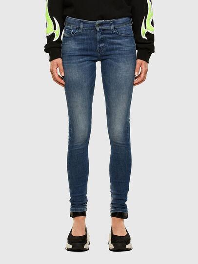 Diesel - Slandy 009FF, Bleu moyen - Jeans - Image 1