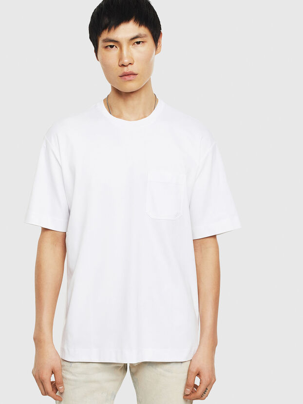 T-TIGE, Blanc - T-Shirts