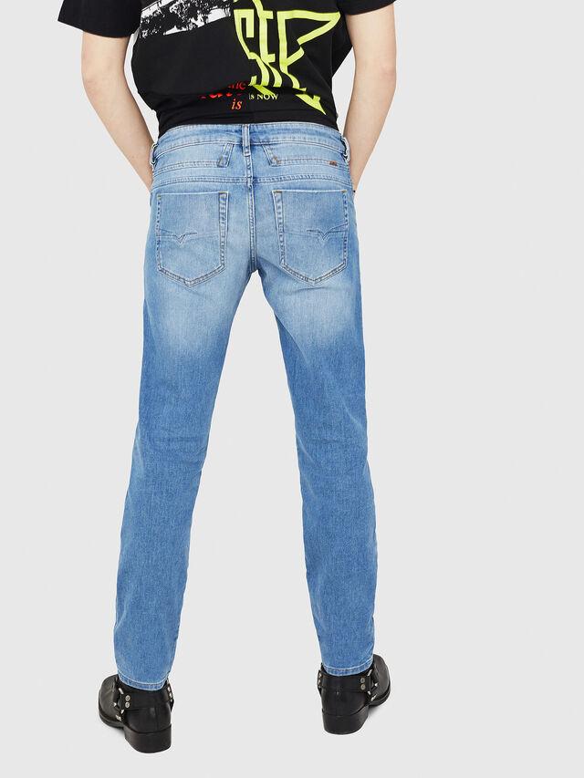 Diesel - D-Bazer 087AQ, Bleu Clair - Jeans - Image 2