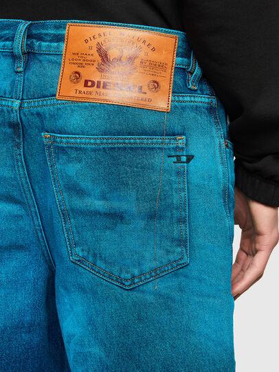 Diesel - D-MACS-SHORT-SP, Bleu - Shorts - Image 4