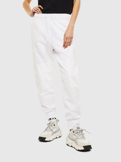 Diesel - P-ORTEX, Blanc - Pantalons - Image 2