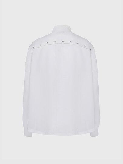 Diesel - C-SUPER-E, Blanc - Chemises - Image 2